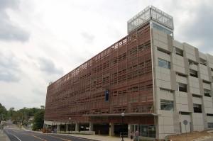 U of M Ann St Parking Structure