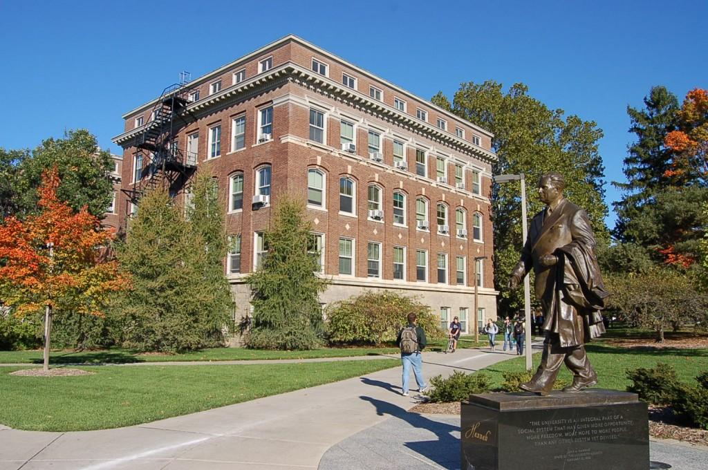 Michigan State Univ Olds Hall